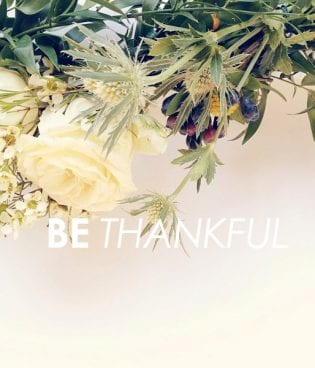 Ten Things: Thankful thumbnail
