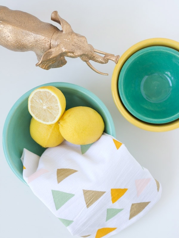 stencil-tea-towel