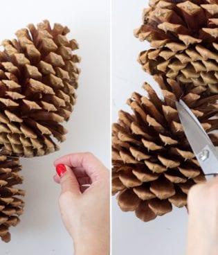 DIY Giant Pinecone Garland thumbnail