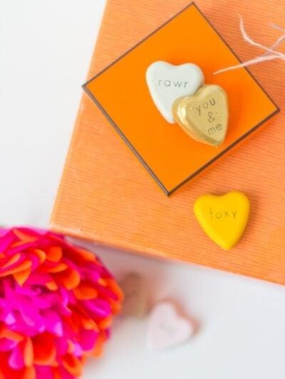 handmade valentine gift for him