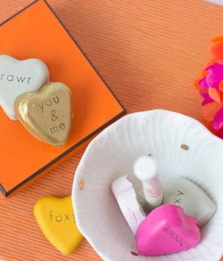 DIY Cement Valentines thumbnail
