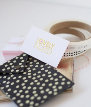 New Business Cards {And a Reader Discount!} thumbnail
