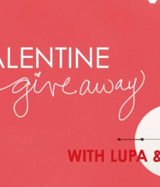 Lupa & Pepi Valentine Giveaway thumbnail