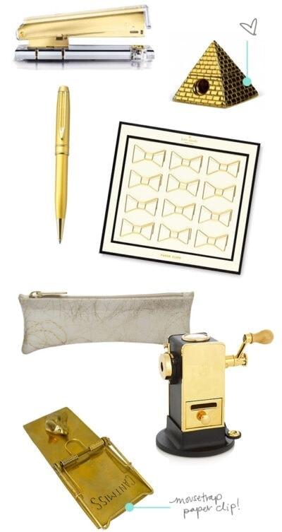 Golden Office Supplies