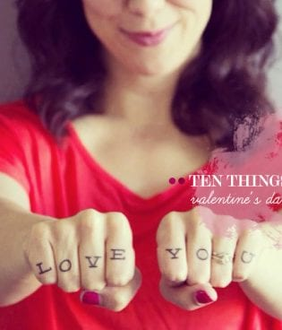 Ten Things: Valentine's Day thumbnail