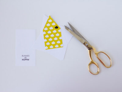 DIY Easter Mini Card