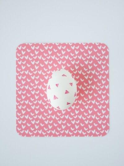 DIY Washi Tape Easter Eggs