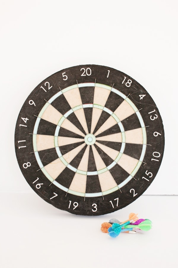 DIY Dartboard