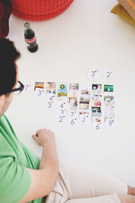 DIY Instagram Playing Cards