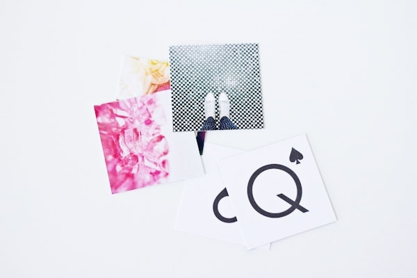 DIY Instagram Playing Cards