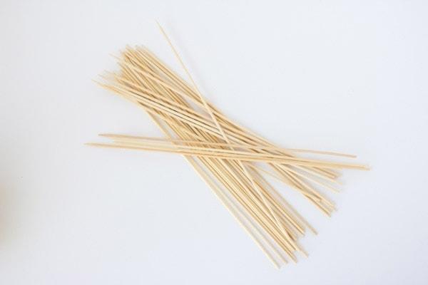 DIY Pick-Up Sticks
