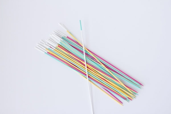 DIY Pick-Up Sticks