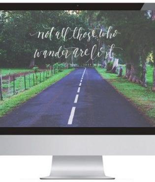 Desktop Designers // Jessica of Coco & Mingo thumbnail