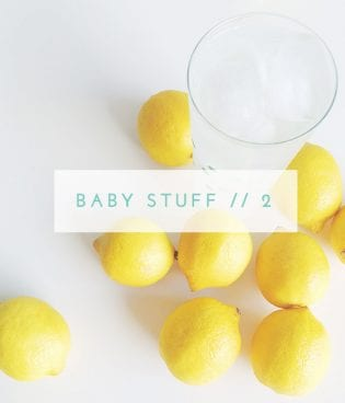 Baby Stuff // 2 thumbnail