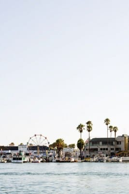 Travel // Newport Beach & Balboa Island