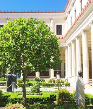 Travel // The Getty Villa thumbnail