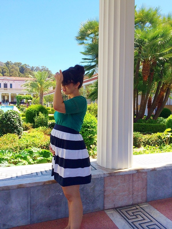 Los Angeles Travel // The Getty Villa