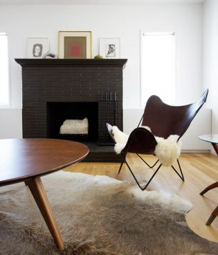 Brick Fireplace: To Paint or Not to Paint? thumbnail