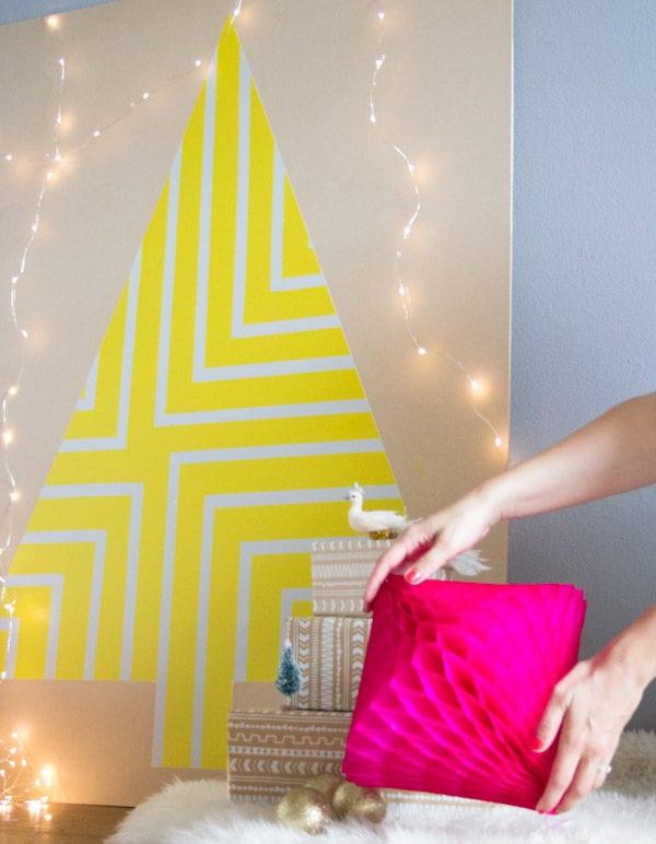 Holiday Preview // DIY Plywood Christmas Tree thumbnail