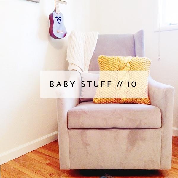Baby Stuff Week 35
