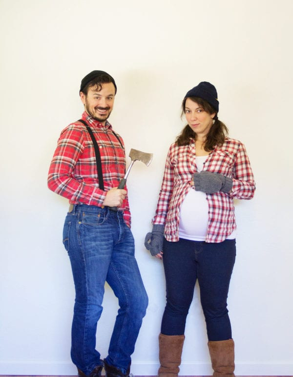 Costumes From Your Closet // Lumberjacks thumbnail