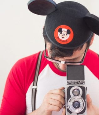 Costumes From Your Closet // Mouseketeer thumbnail