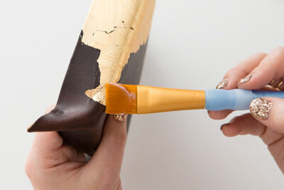 DIY Leather Valet Kit