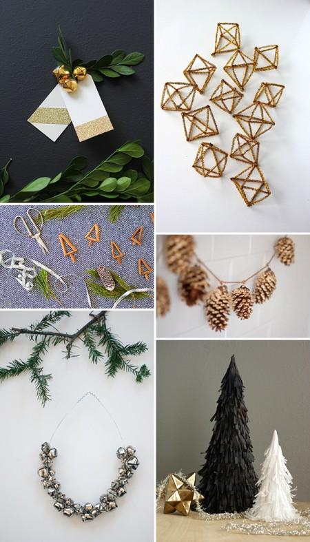 Quick Holiday DIYs