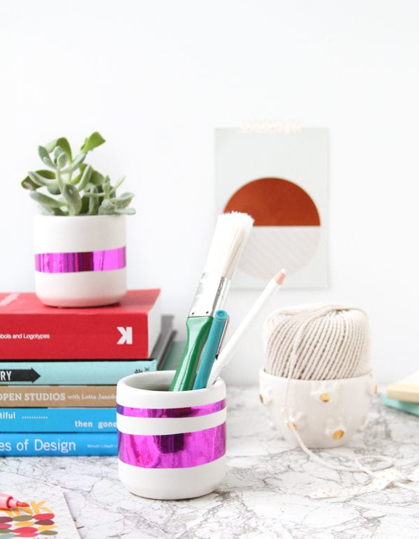 Getting Organized with DIY Mylar Containers thumbnail