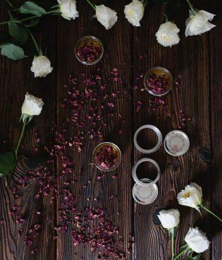 DIY Rose Petal Infused Honey thumbnail