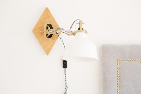 Diy Modern Geometric Wall Sconce4