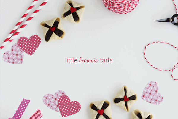Little Brownie Tarts