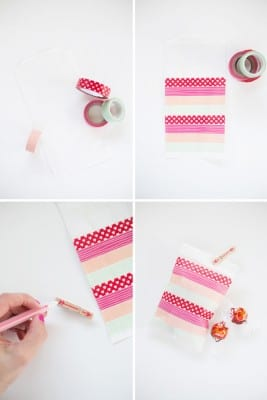 DIY Packaging for Valentine's Day Chocolates