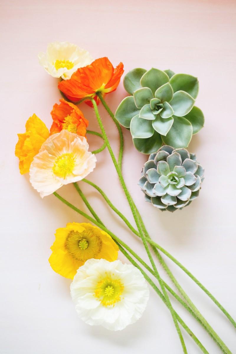 DIY Easter Egg Floral Centerpiece
