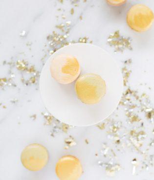DIY Golden Macarons for St. Patrick's Day thumbnail
