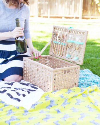DIY Picnic Basket