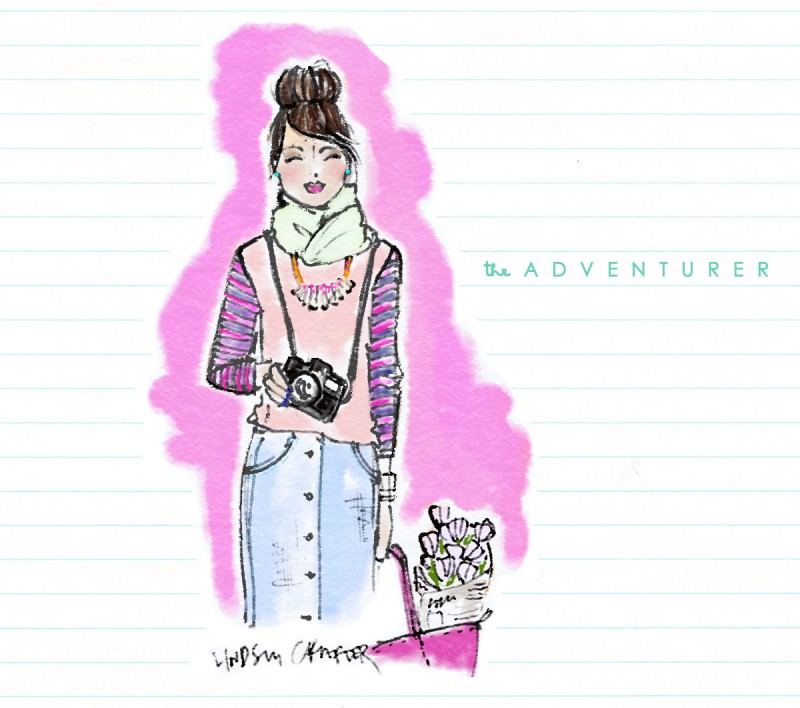 The Adventurer Girl