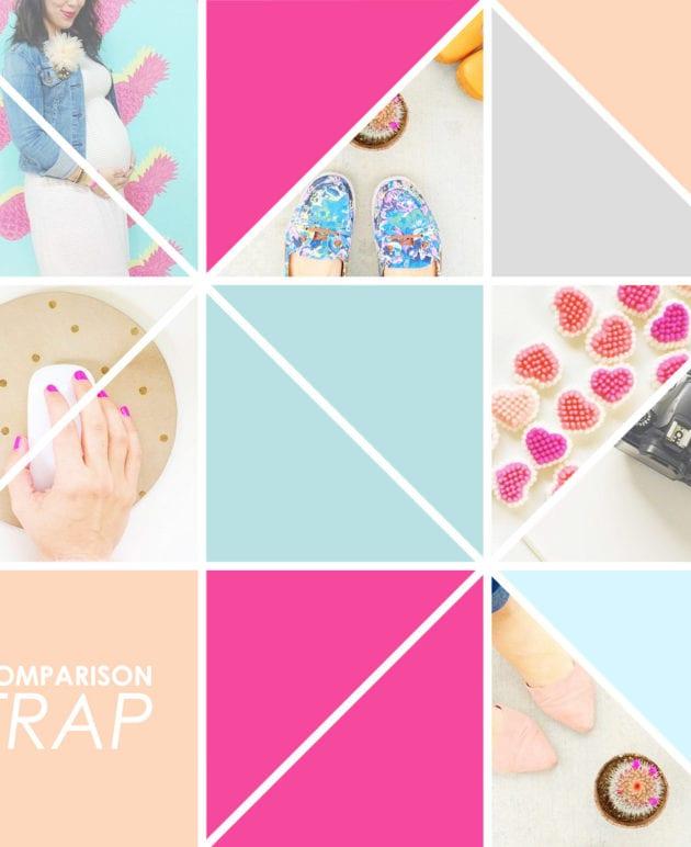 Blogging // The Comparison Trap thumbnail