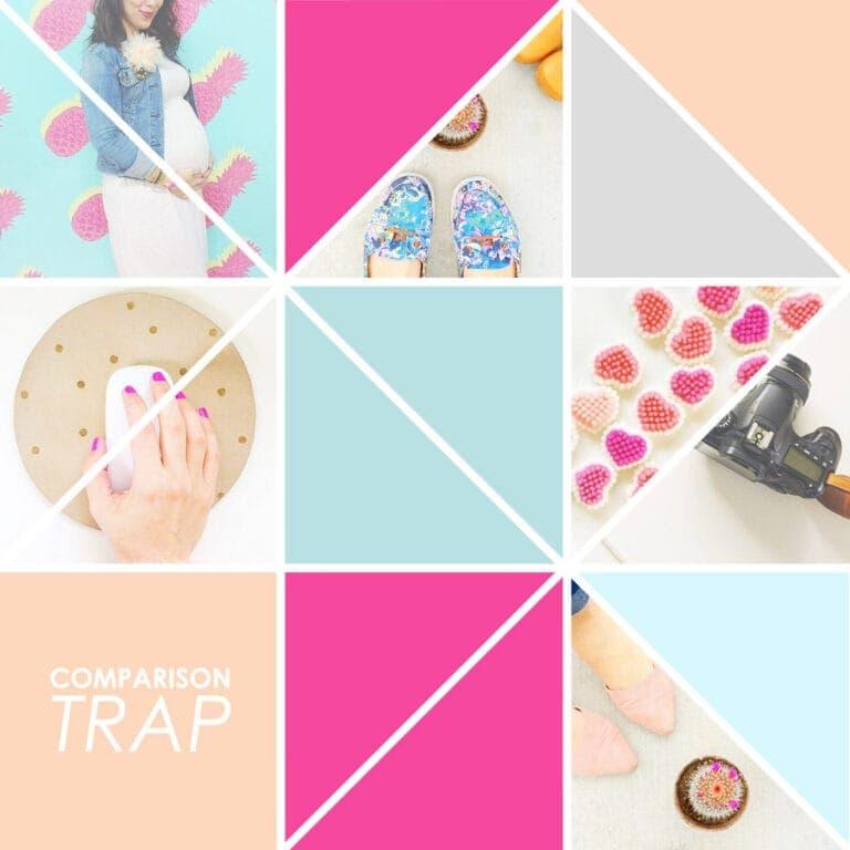 Blogging // The Comparison Trap