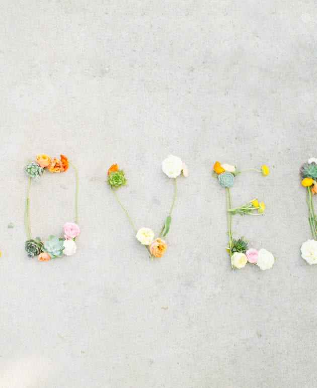 DIY Flower Messages thumbnail