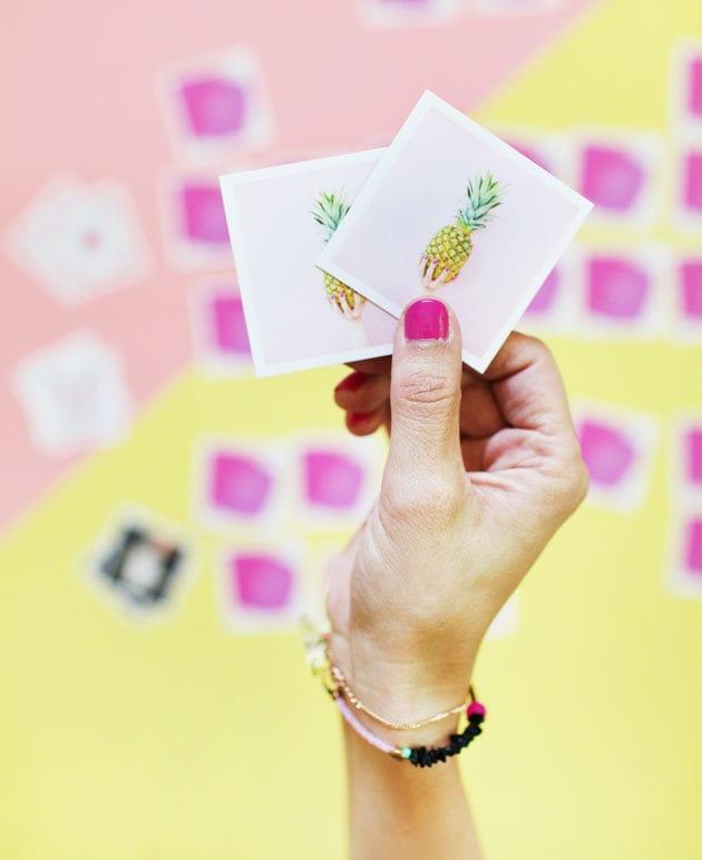 DIY Instagram Memory Game + Giveaway thumbnail