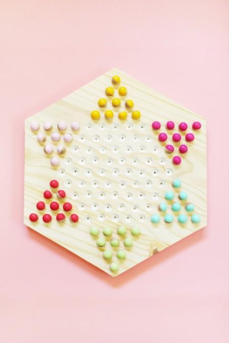DIY Chinese Checkers