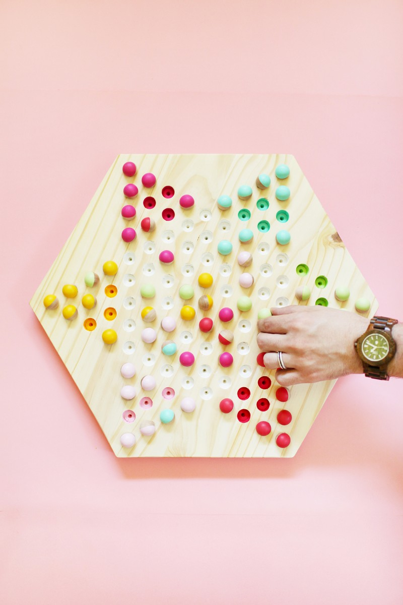 DIY Chinese Checkers