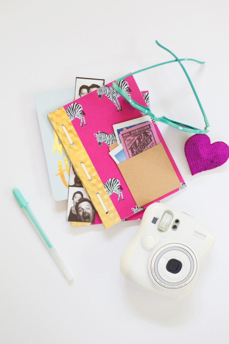 DIY Travel Journals