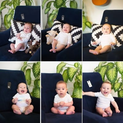 Henry 6 Months