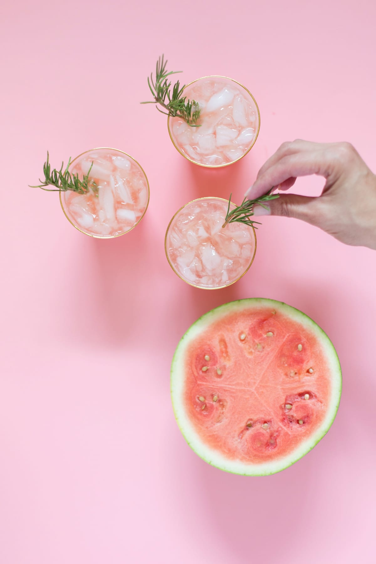 How to Make Watermelon Checkers photo