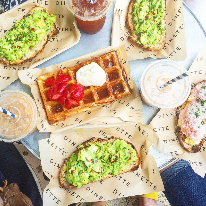 Where to Eat in Los Angeles