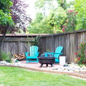 DIY Backyard Patio thumbnail