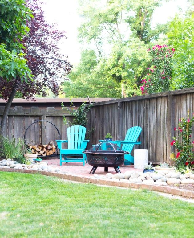 DIY Backyard Patio thumbnail