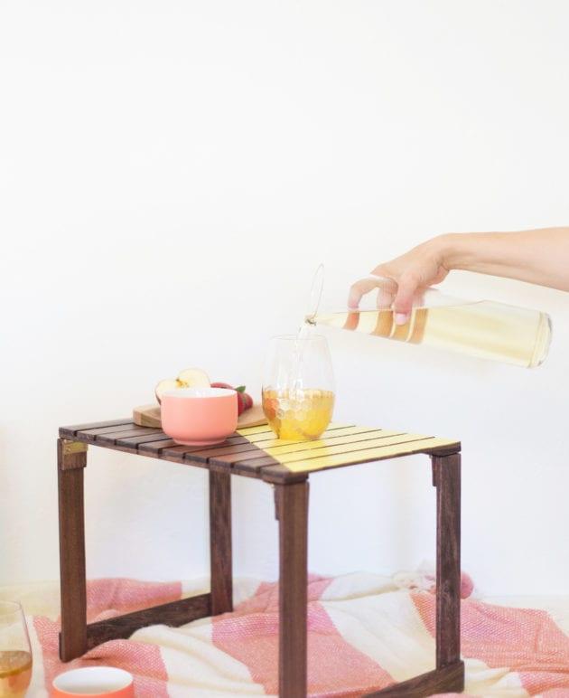 DIY Mini Picnic Tables thumbnail
